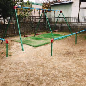 稲荷前子供の遊び場1