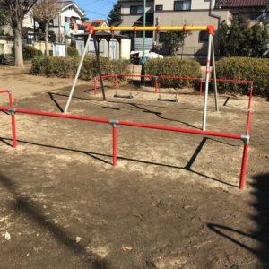 鳩ヶ谷本町4丁目子供の遊び場