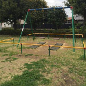 三ツ和平柳公園